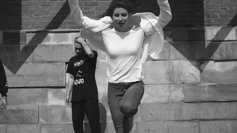 The Hip Hop Dance Freestyle Cypher: Menthol, Laze, Lex, TTE