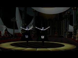 【MMD/Kuroshitsuji】Skeleton Orchestra and Lilia - Ciel Phantomhive/Sieglinde Sullivan