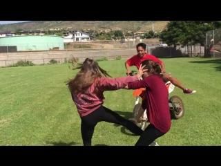 Ratchet fight