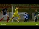 Україна 2:1 Шотландія Гол: Зубков 56 хв.