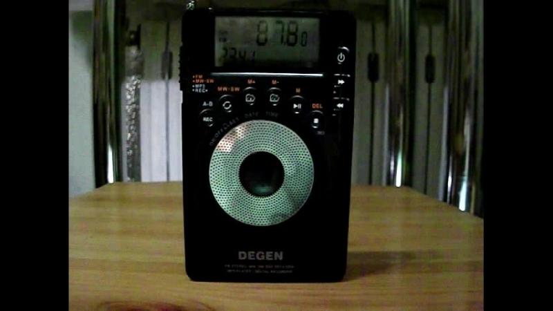 87.8 Rock FM из Вильнюса под Гродно.