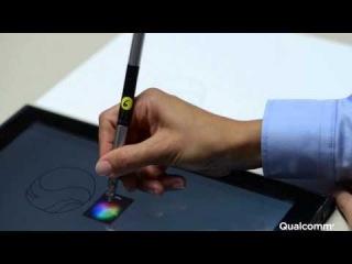 Qualcomm Snapdragon 805 Processor Ultra Sound NotePad