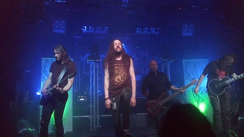 Decembre Noir - Escape to the Sun, Live From Hell Erfurt 2018
