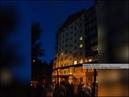 Из-за пожара в Уфе эвакуировали многоэтажный дом