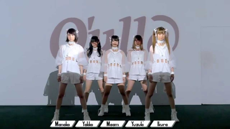 Q'ulle 1st single「mic check one two」踊ってみた Ver.