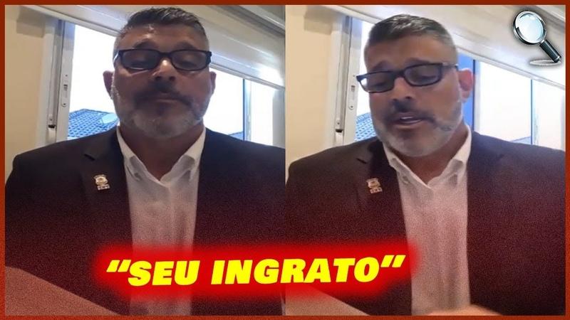 ALEXANDRE FROTA SE REVOLTA E RESPONDE ÁS ACUSAÇÕES DO FILHO