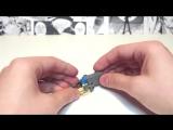 Shiro Geek World LEGO-Самоделки MFZ 6 и 7 сразу! Последние фреймы и оружие. Mobile Frame Zero