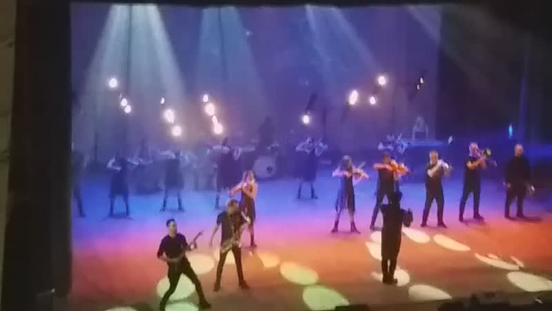 CONCORD ORCHESTRA танцующий оркестр Киров 13 11 2018