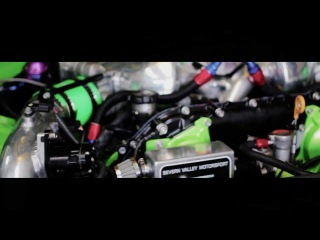 Severn Valley Motorsport (SVM) HULK-WORLD RECORD 218MPH