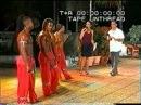 CAPOEIRA SHOW-COLOR DE BRASIL-TENERIFE 2001-TOREIRO-SAMURAI-EDER CIRRO-JOBA ENTREVISTA TEIDEVISION