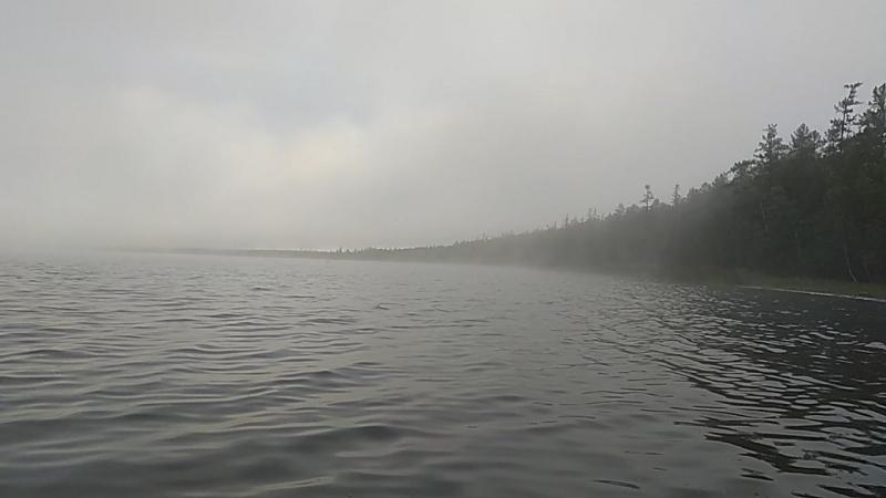 На Слюдянских озерах