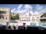 Израиль Палестина Вифлеем 2013