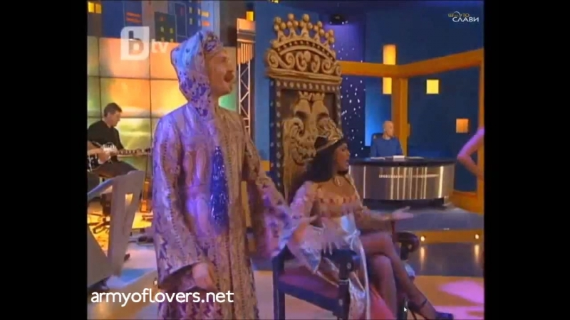 Army of Lovers Let The Sunshine In Live @ Slavis Show Bulgaria