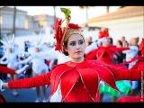 Национальные Новогодние праздники в Испании 6 января день Трех Королей