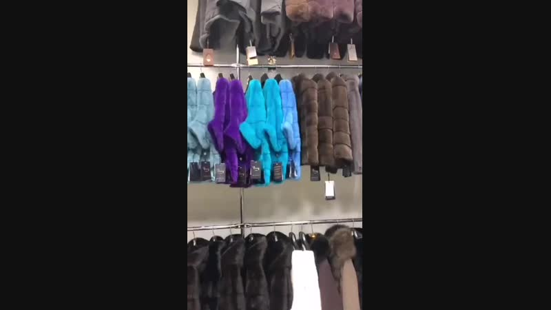 Норковые свитерочки пончо