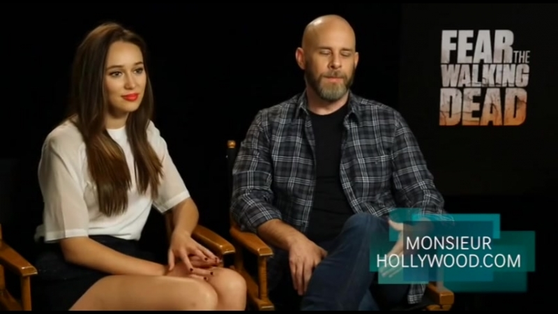 Интервью для «Monsieur Hollywood» | 21.08.2015