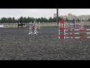 Рябчиков Данил и Грация 120 см скоростной