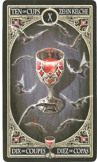 Anne Stokes Gothic Tarot 6EAuHLAycI0