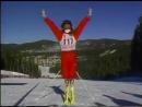 Retro ski какими были соревнования по лыжам в 80х