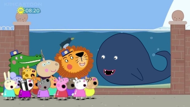 🎬Peppa Pig 2017 ❤️ The Zoo ❤️ Full Episodes