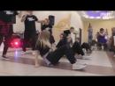 Миша Панфёров и Школа танцев STREET PROJECT в кафе Леопард