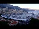 Смотровая площадка с видом на набережную Монако 2018
