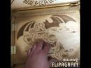 Альбом шкатулка Погран войска