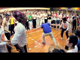 Real Brazil 2014 - Quilombo dos Palmares. Real Capoeira