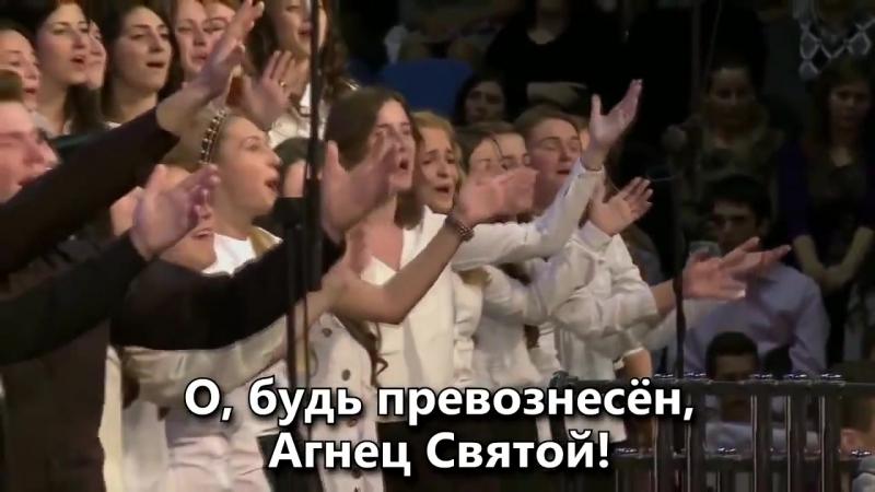Мурашки по коже. Баптистское прославление в Румынии. Русские субтитры. баптисты (1)