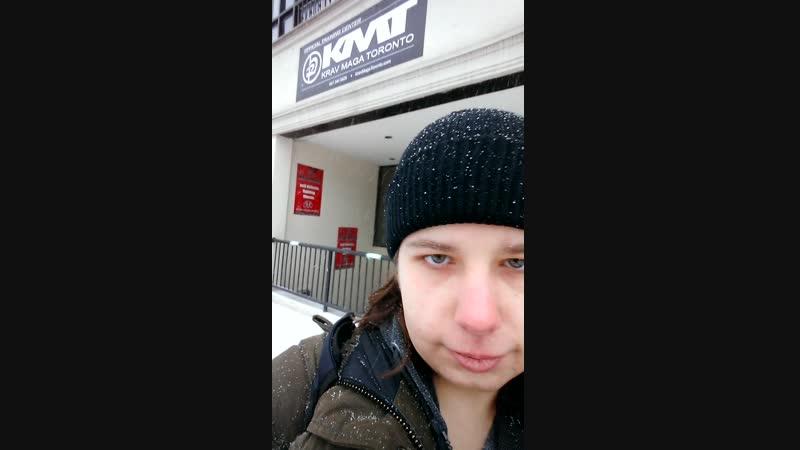 Krav Maga Toronto Open House 1