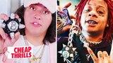 D.I.Y. Trippie Red 8-Ball Chain Cheap Thrills