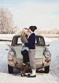 Влюбленная Счастливая