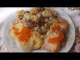 Мультиварка морской язык с картошкой рыба с картофелем в мультиварке