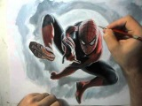 Speed Paint Amazing Spider Man