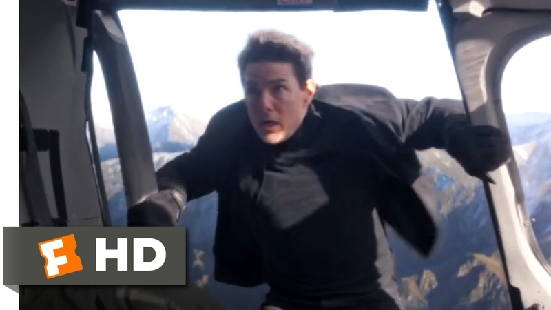 Mission Impossible Fallout 2018 Helicopter Hijacking Scene 8 10 Movieclips