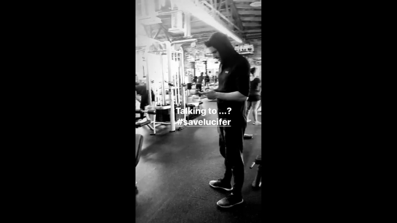 Training Tom