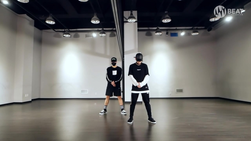 Chris Brown - Love More Dance practice (by Jason, Wow)