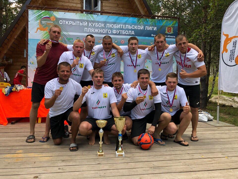Пляжная Невероятная «Искра» и Полуфинальная драма в Кубке