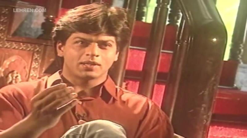 Интервью с актерами Шахрук Кханом и Джухи Чавлы для фильма «Да Босс»