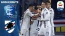 (Подпишись на группу дружище) Эмполи 2-4 Сампдория Обзор матча Чемпионата Италии Серия А