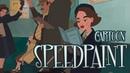 Cartoon Speedpaint - The Marvelous Mrs. Maisel