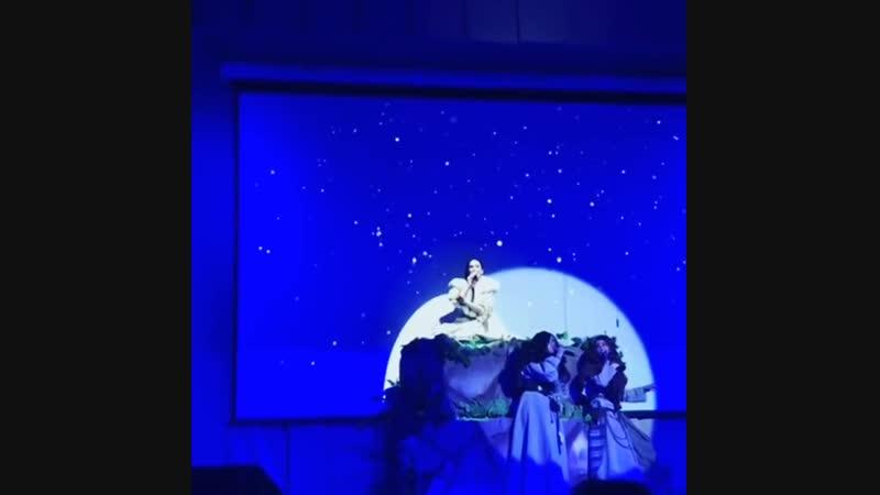 ФОЛК РОК концерт вокального Ансамбля Шоколад