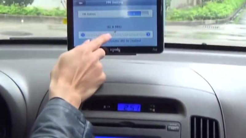 Автомобильный GPS-навигатор xgody