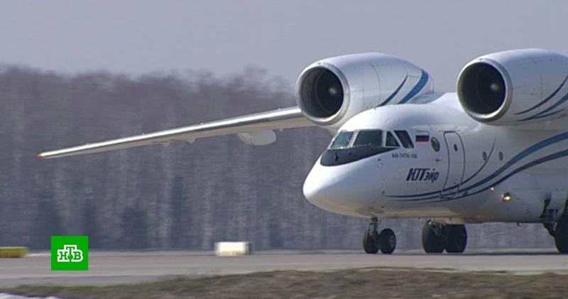 «Сбербанк» и ВТБ могут создать региональную авиакомпанию на базе Utair