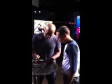 Rashad Evans refuse to sign autograph to a fan in PR High