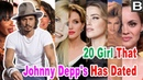 20 Girl That Johnny Depp's Has Dated