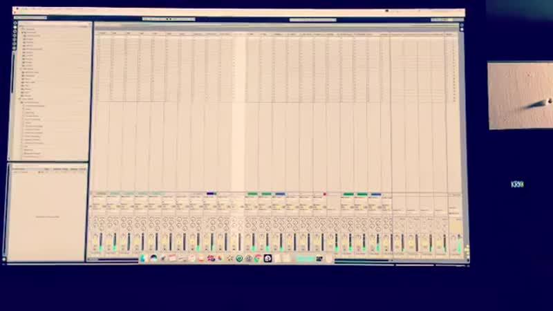 Always working on new tunes