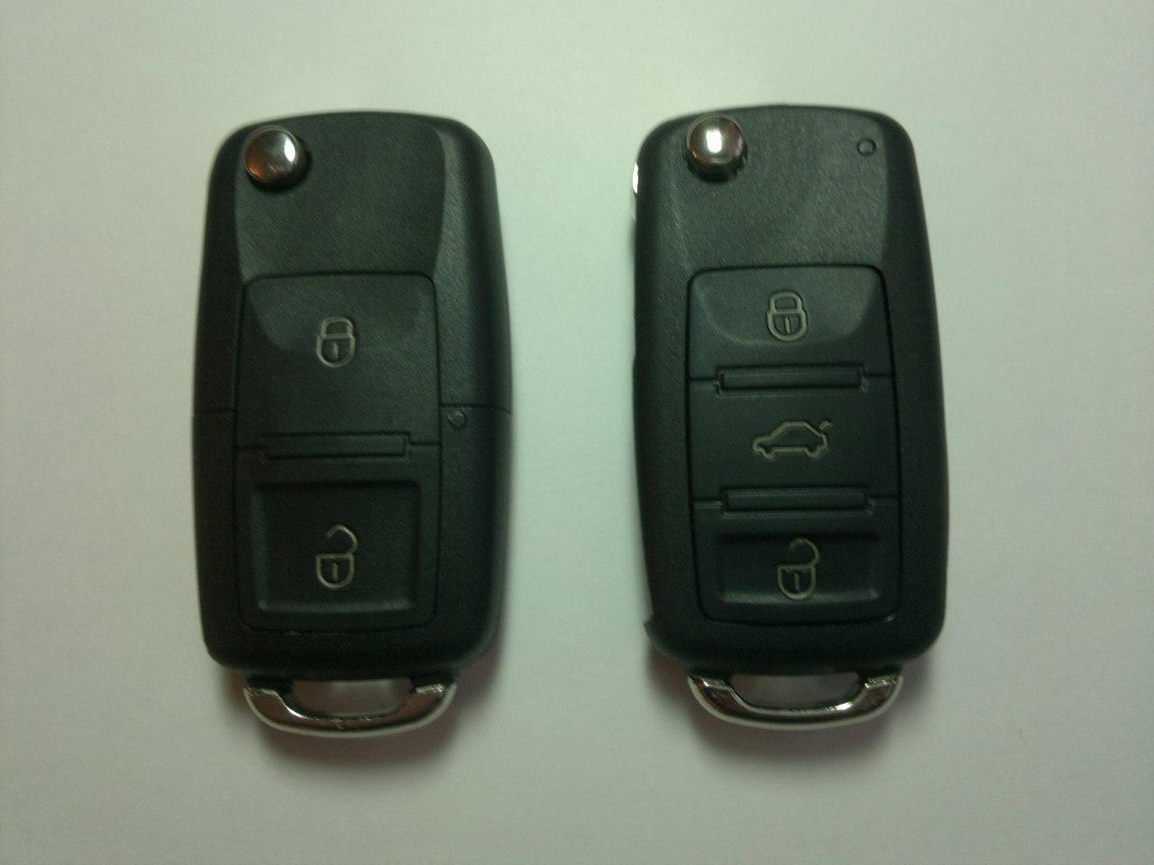 Выкидной ключ на авто своими руками 408