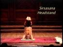 B.K.S. Iyengar - Urdhva Dandasana, Sirshasana,