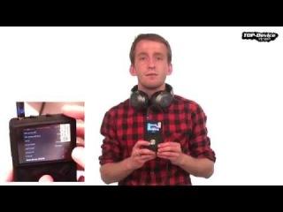 Плеер Fiio X5 Portable player русский обзор тест сравнение Киев Купить Украина Магазин ЦАП PCM1792A